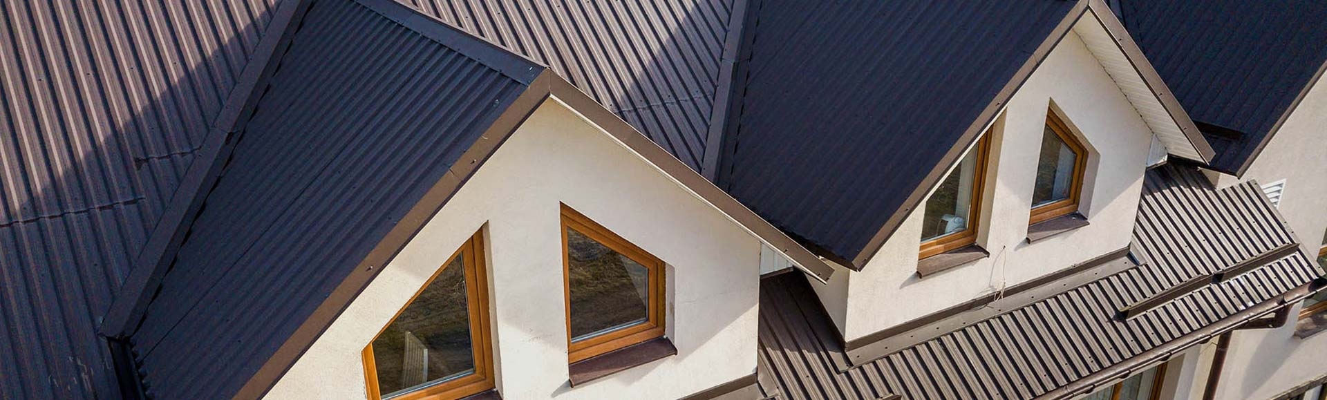 %Roofs and Gutters