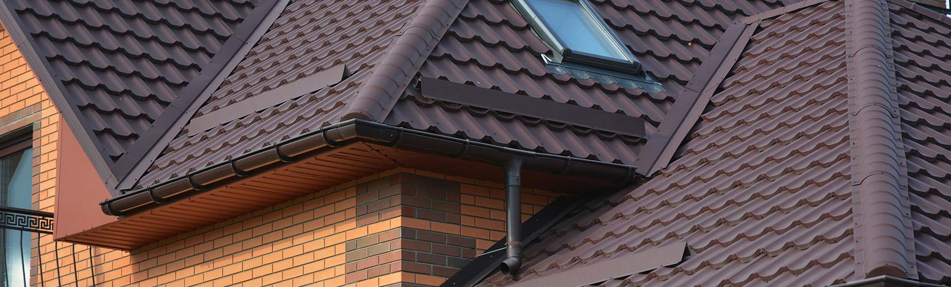 %Roof and Gutter Maintenance